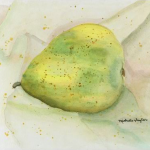 Paintings by Michelle Taylor | Pear