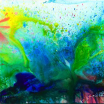 Paintings by Michelle Taylor | Sunrise Splash