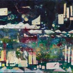 Paintings by Michelle Taylor | Miami at Night