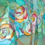 Paintings by Michelle Taylor | Rose Reminisce