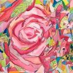 Paintings by Michelle Taylor | Another Rose