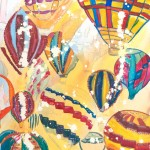Paintings by Michelle Taylor | Balloons